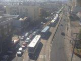 Rodoviários de Porto Alegre realizam protesto contra a redução de cobradores