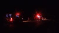 PR: Ônibus fretado tomba com trabalhadores de frigorífico na PR-317