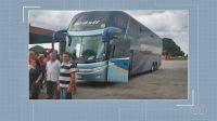 GO: Ônibus da TransBrasil quebra na BR-153 e passageiros precisam dormir em posto de combustível no fim de semana