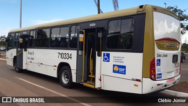 DF: Ônibus especiais chegam à EPTG em 1º de janeiro