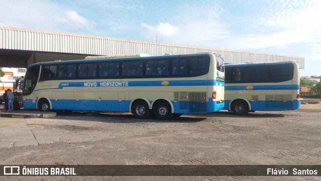 BA: Ônibus da Viação Novo Horizonte apresenta problemas e passageiros reclamam do descaso