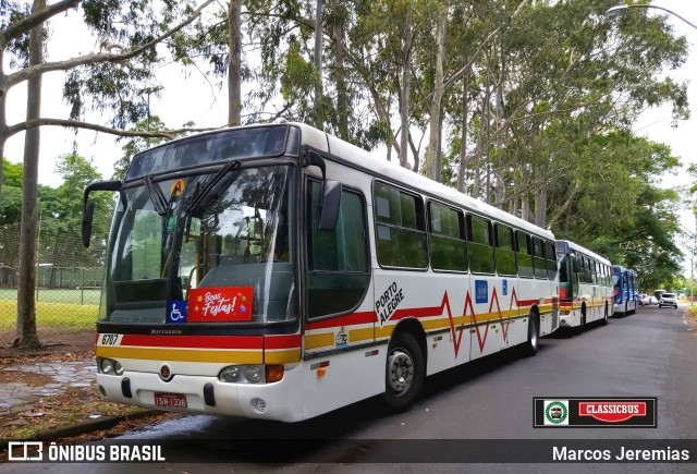 Rodoviários de Porto Alegre realizam novo protesto afetando a circulação de ônibus nesta quinta-feira