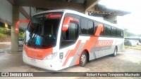 Bandido sequestra ônibus da Viação Alvorada durante assalto em Vitória