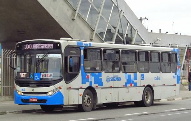 SP: Homem acaba preso por se masturbar dentro de ônibus na cidade de Suzano