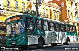 Bandidos fazem arrastão em ônibus de Salvador nesta quinta-feira 19