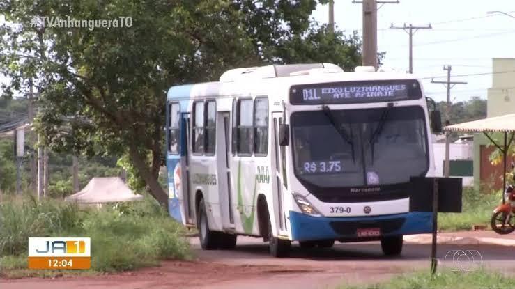 TO: Tarifa de ônibus sobe para R$ 4 no trecho entre Palmas e Luzimangues