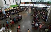 Rodoviária de Salvador tem 750 horários extras para o fim de ano