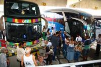 Movimento na Rodoviária de Santos deve aumentar 60% no fim de ano