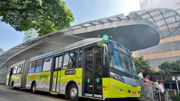 Belo Horizonte: Estações do MOVE na Área Central terão embarque e desembarque alterados até 9/12