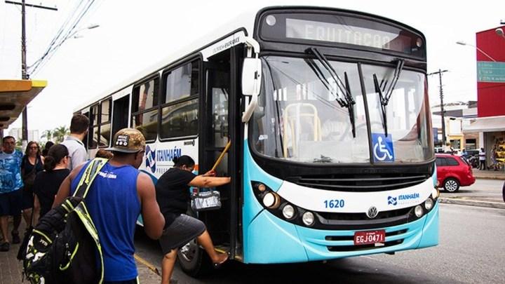 SP: Aumenta neste sábado 7 a tarifa de ônibus em Itanhaém