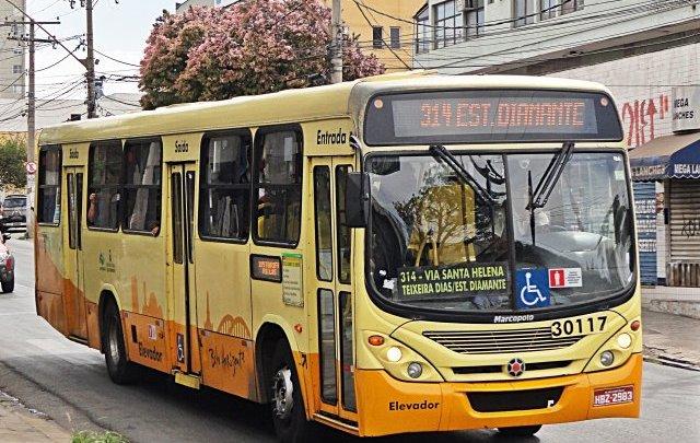 Homem acaba preso ao se masturbar em ônibus de Belo Horizonte