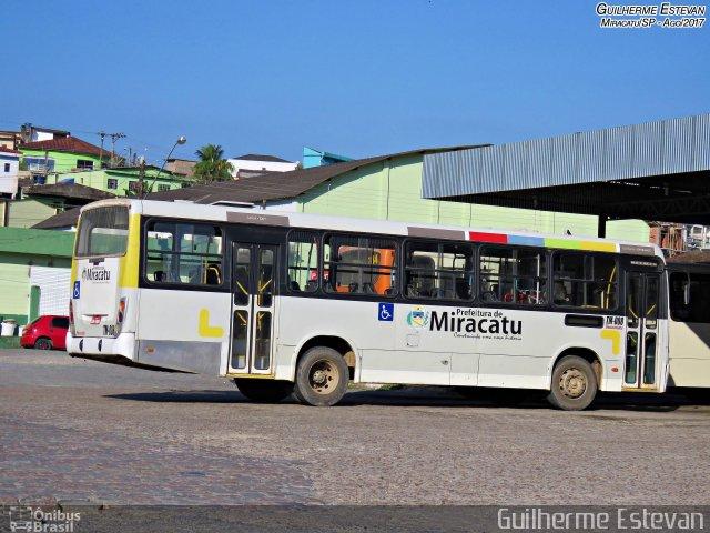 SP: Ônibus vendidos do Rio de janeiro são usados no interior de São Paulo