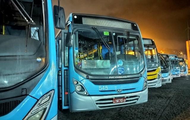 RJ: Chuva ainda causa interdições em linhas de ônibus de Nova Friburgo nesta segunda-feira 6