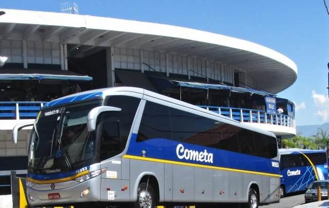 Aparecida: Tarde desta terça-feira 7, segue com aumento na venda de passagens de ônibus