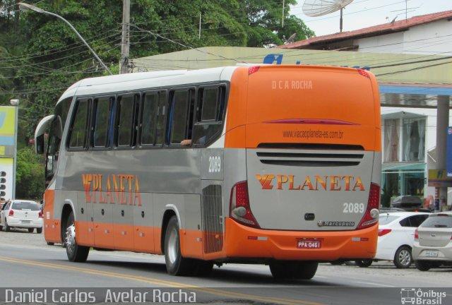 ES: Viação Planeta segue com viagens para Iconha após temporal que destruiu a cidade