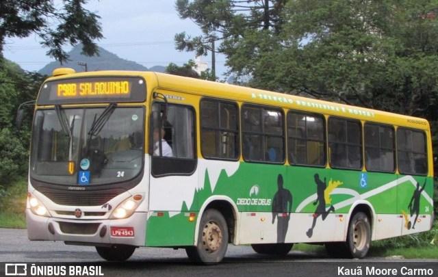 RJ: Chuva altera horários de ônibus em Teresópolis