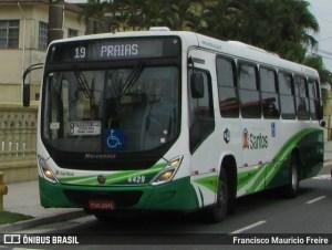 SP: Tarifa de ônibus de Santos aumenta na próxima segunda-feira 13