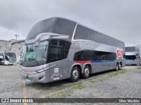 RJ: 1001 e Kaissara disputam passageiros na Baixada Fluminense com ônibus DD