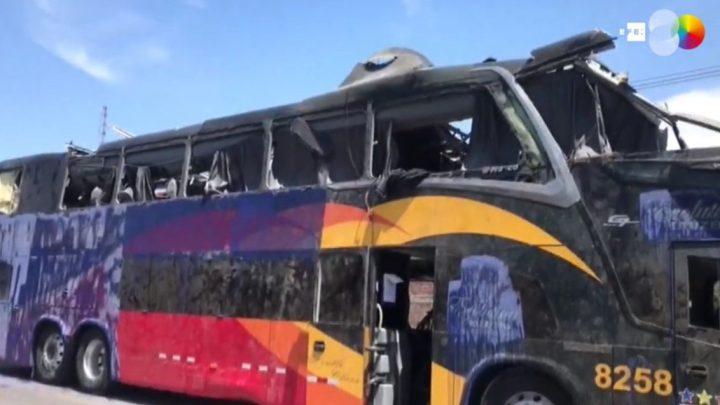 Peru: Cruz del Sur emite comunicado sobre acidente no Peru
