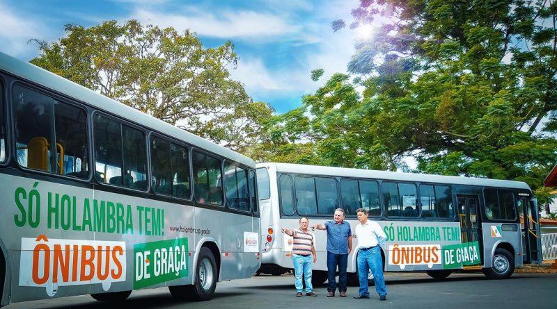 SP: Prefeitura de Holambra disponibiliza mais ônibus no projeto Tarifa Zero