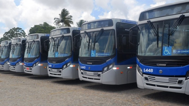 PE: Ônibus novos com ar-condicionado entram em operação a partir desta quarta-feira 15