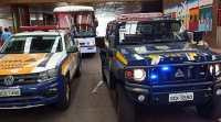 MT: Ônibus clandestino é flagrado trafegando na BR 364