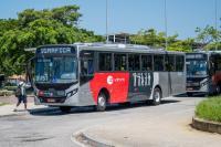 Rio: Nova empresa de ônibus inicia operação na UFRJ