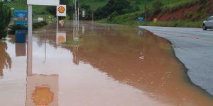 Rodovias do Espírito Santo seguem com interdições por conta da chuva. Confira a lista