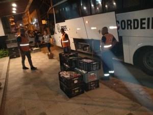 Cidades mineiras começam a receber as doações arrecadas em Cordeirópolis