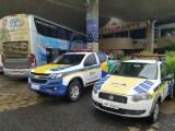 MG: Fiscalização da ANTT apreende ônibus clandestinos em Uberlândia