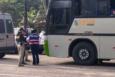 PA: Arcon e PRF realizam operação conjunta de combate ao transporte clandestino