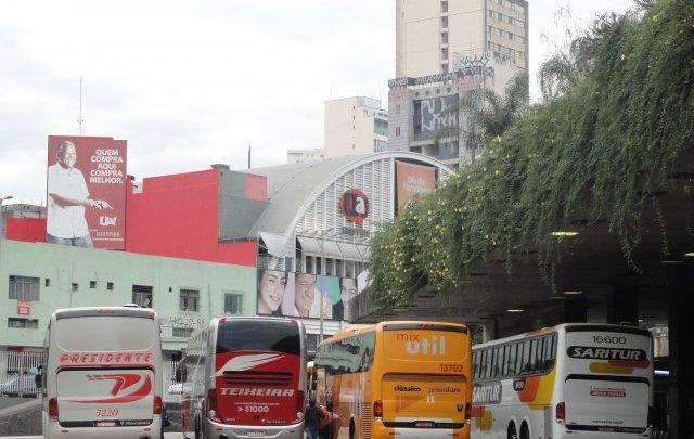 Rodoviária de Belo Horizonte segue com esquema especial durante o carnaval