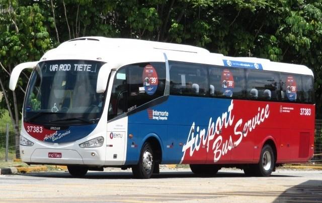 Airport Bus Service passa a atender passageiros usando van em São Paulo