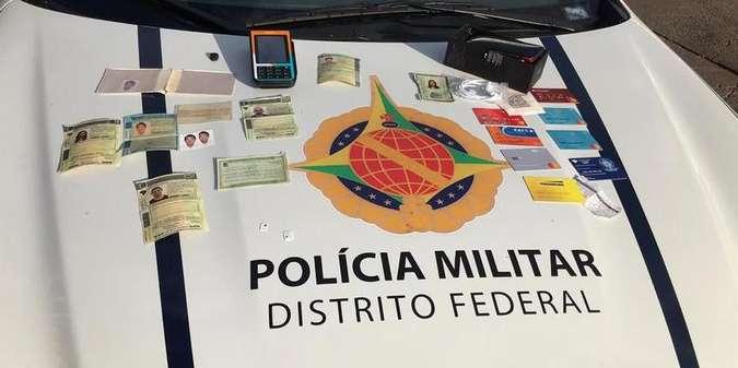 DF: Polícia prende estelionatário na Rodoviária do Plano Piloto