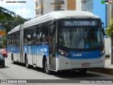 Prefeitura do Recife realiza mudanças em pontos de ônibus na Avenida Conde da Boa Vista