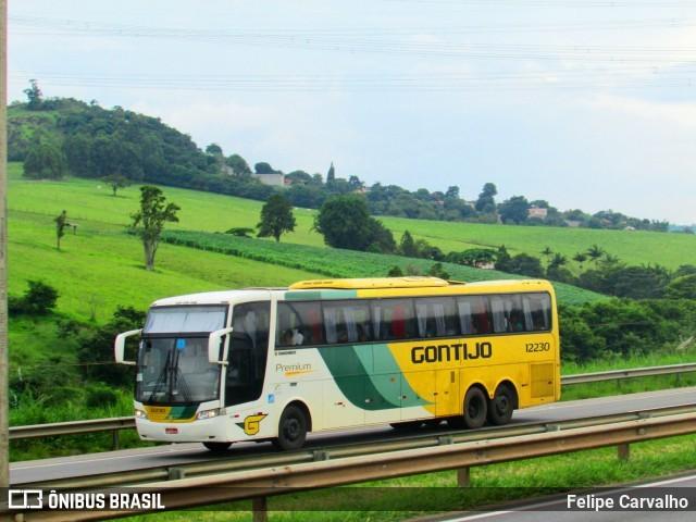 MG: Acidente com ônibus da Gontijo deixa um morto na BR-116 em Leopoldina