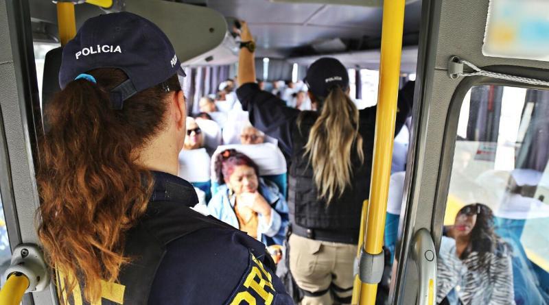 SE: Acidentes com ônibus e micro-ônibus são responsáveis por 12,3% das mortes nas rodovias federais