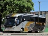 CE: Ônibus da Fretcar acaba apedrejado na rodovia CE-085 entre Granja e Camocim