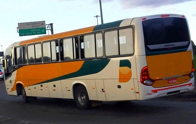 Viação Bassamar segue vendendo seus ônibus Comil