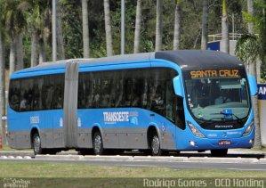 BRT Rio apresenta diversos problemas nas última 24 horas causando transtornos