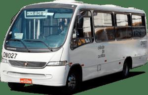 Curitiba: Urbs muda prazo para adotar micro-ônibus em 34 linhas aos fins de semana