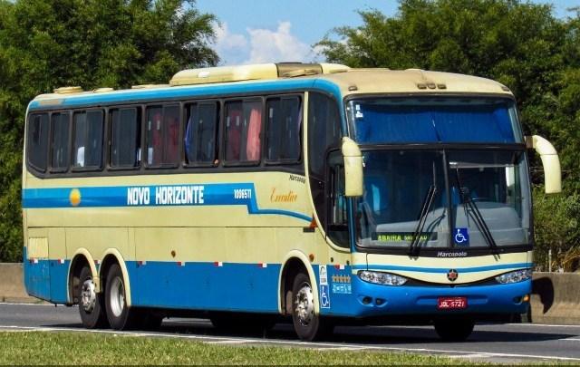 MG: Ônibus da Novo Horizonte quebra e passageiros relatam descaso da empresa