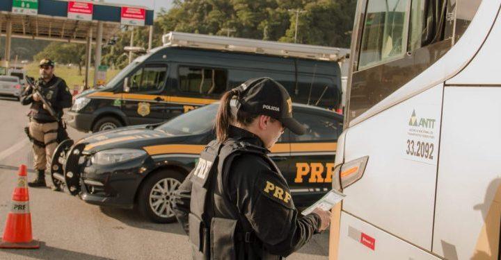 PRF realiza operação Carnaval 2020 em todo o Brasil