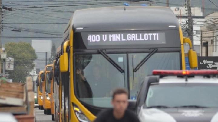 SC: Prefeitura de Itajaí promove melhorias nos horários de ônibus