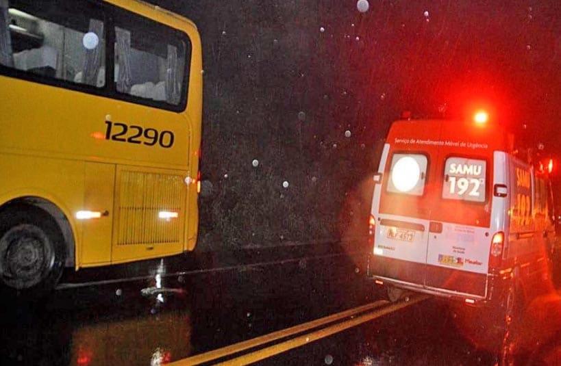 PRF alerta para aquaplanagem em rodovias do Ceará
