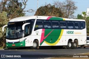 Vídeo: Jovem viajou quase 500 km em compartimento de roda no ônibus da Verde Transportes