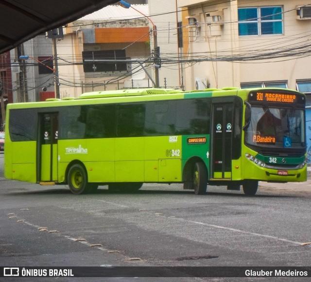 Prefeitura de Teresina fará alterações na frota dos ônibus durante o Carnaval