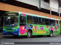 Ao menos setenta ônibus foram depredados durante o Carnaval de Belo Horizonte