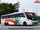 MT: Acidente com ônibus da Viação Andorinha deixa um morto e diversos feridos na BR-070
