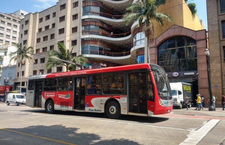 São Paulo: Desligamento da rede de trólebus na região da Vila Formosa acontece nesta quarta-feira 19